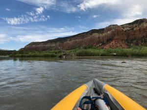 Chama River July 2020